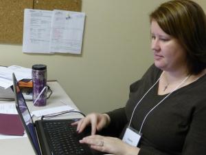 Synod local coordinator - Rachael Chamberlain - syndo 2014 (1)